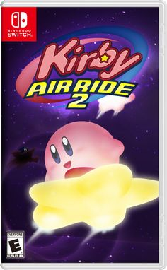 My most anticipated Switch game that has yet to exist.