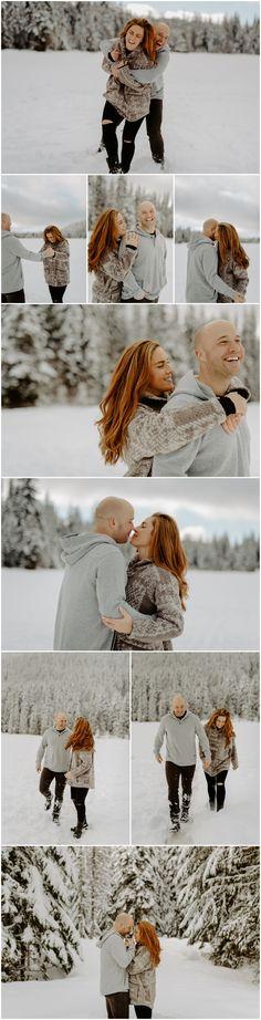 Lake Engagement Photos, Engagement Photography, Wedding Photography, Wedding Blog, Wedding Day, Trillium Lake, Seattle Wedding, Photo Location, Heron