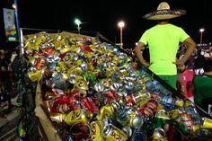 La consommation d'alcool au Brésil préoccupe désormais la Fifa.