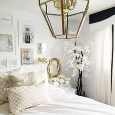 French Inspired Gallery Wall