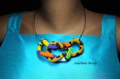 Marlene Brady: bead crochet