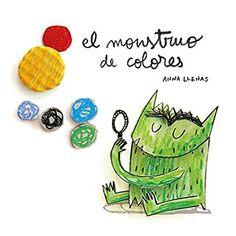 Monster Book Of Monsters, Anna, Can You Help, Cross Stitch Art, Eyfs, Preschool, Reading, Illustration, Books
