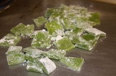 Marijuana candy, from weed lollipops to weed jolly ranchers are not only stuff stoners like they're easy to make at home. Follow this cannabis candy recipe.