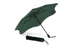 It's the strongest umbrella around, can be popped open with one hand, and is small enough to fit in your handbag. Get your Forest BLUNT XS_Metro umbrella at www.GumbootBoutique.com