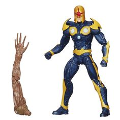 Marvels Nova - Guardians Of The Galaxy - Marvel Legends