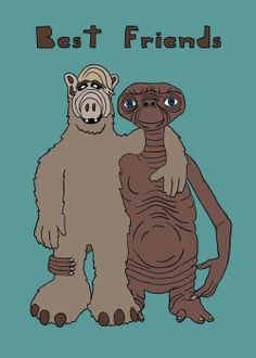 Alf & ET