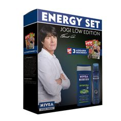 NIVEA FOR MEN ENERGY SET