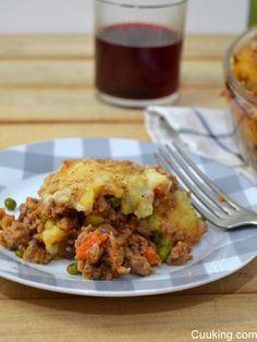 Cuuking!: Cottage Pie o pastel de carne inglés