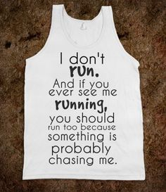 I Don't Run - Protego - Skreened T-shirts, Organic Shirts, Hoodies, Kids Tees, Baby One-Pieces and Tote Bags