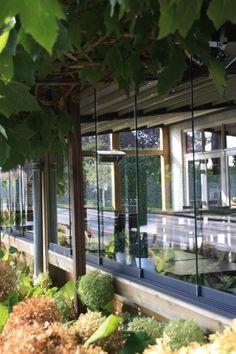 Glaswand Sa Caleta Van Verano Glaswanden Windschermen