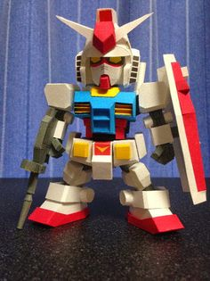 【TOYOPPE】SD RX-78-2 Gundam Ver.5