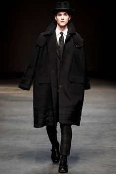 E. Tautz Fall 2014 Menswear Collection Slideshow on Style.com