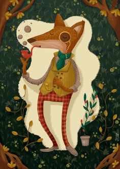 charming_fox_tarsilakruse_2014 ★ Find more at http://www.pinterest.com/competing
