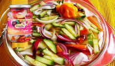 Surinaams eten – Surinaams Zuurgoed Origineel (populairst Surinaams tafelzuur)