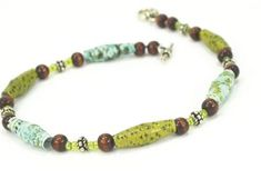 Beautiful Beads Bracelet by Nichole Heady for Papertrey Ink (September 2012)