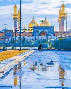 Roza Imam Hussain, Imam Hussain Poetry, Imam Hussain Karbala, Karbala Photos, Karbala Pictures, Islamic Images, Islamic Pictures, Islamic Art, Karbala Video