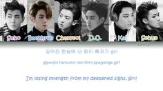 EXO - EXODUS (Korean ver.) (Color Coded Han|Rom|Eng Lyrics) Exo Songs, Music Songs, Talk To Me, Give It To Me, Color Coded Lyrics, Artist Album, Don't Like Me, Chanyeol, Kai