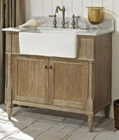 fairmont designs 142 fv36 36 farmhouse vanity 36 w x 34 12 h x 22 d 176075 253x300 Farmhouse/Apron Sinks   In the Bathroom!