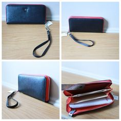 Nwt SEXY  black and Red wallet New:) Na Bags Wallets