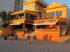 Won't be going to Mexico anytime soon, but Pancho's in Mazatlan is fantastic.