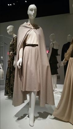 St. Laurent, from YVES ST. LAURENT + HALSTON:  FASHIONING THE 70S, @ The Museum at FIT.