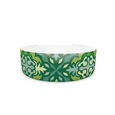 Kess InHouse Miranda Mol Yulenique Pet Bowl 475Inch *** Click on the image for additional details.