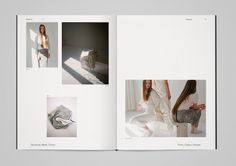 Catalogue by Till Wiedeck for the Garments May Vary collection by Nadine…