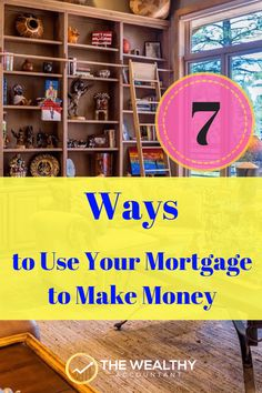 A mortgage is a powerful financial tool to build wealth. It also carries risks that can harm. Learn how to use a mortgage to build wealth.