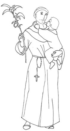 St John of the Cross Catholic Saint coloring page, Feast