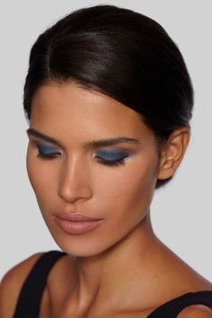 NARS - Dual-intensity Eyeshadow - Giove - Navy - one size
