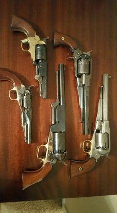 Military Weapons, Weapons Guns, Guns And Ammo, Rifles, Revolver Pistol, Revolvers, Gun Holster, Holsters, Black Powder Guns