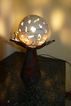 Globe, Handmade, Nice Things, Objects, Nice Asses, Speech Balloon, Hand Made, Handarbeit