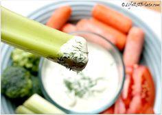 Veggie Dip Recipe <3