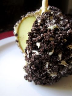 Oreo Carmel Apple. Rocky Mountain Chocolate Factory anyone??