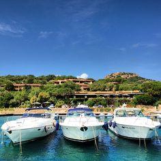 GV eten Hotel Capo d'Orso Thalasso & SPA in Palau, Sardegna