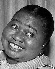 """Hattie McDaniel, (1895-1952) was the 1st African-American actor to win an Academy Award - she won an Oscar for her role as Mammy in """"Gone with the Wind"""". She appeared in over 300 films, though only received screen credit for approx. 80. Has 2 stars on the Hollywood Walk of Fame, and in 2006 became 1st African-American Oscar winner to be honored with a US postage stamp.  Known as a charming, generous,  witty and elegant person to her family, friends, and many, many fans."""