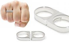 alianzas unidas originales parejas anillos