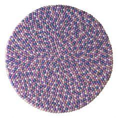 Pastels Freckle Rug