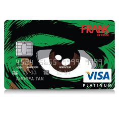 [转载]新加坡OCBC推出共130款信用卡設計--由 <wbr>handsome <wbr>在 <wbr>Wed Huntington Bank, Credit Card Design, Member Card, Elegant Business Cards, Bank Card, Visa Card, Card Designs, Credit Cards, Youth