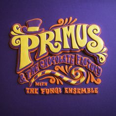 Classic Primus Lineup Reunites for Wild Willy Wonka Album, Tour, Candy