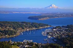 """Gig Harbor, WA was listed #5 in Smithsonian Magazine's recent article, """"The 20 Best Small Towns in America."""""""