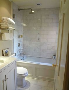 Small Bathroom Ideas Photo Gallery Home Decor Pinterest - Small bathroom remodel with tub