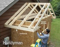 Get More Garage Storage With a Bump-Out Addition http://www.familyhandyman.com/garage/storage/get-more-garage-storage-with-a-bump-out-addition/view-all