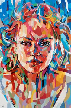 Noemi Safir ARTIST - Portraits paintings