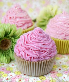 Shea Butter Cold Process Soap Cupcakes Tutorial