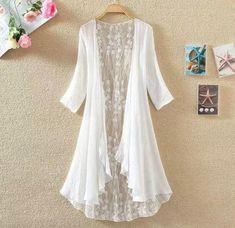Chiffon Cardigan, Chiffon Kimono, Kimono Cardigan, Floral Kimono, Chiffon Shirt, Open Cardigan, Kimono Top, Tunic, Stylish Dresses For Girls