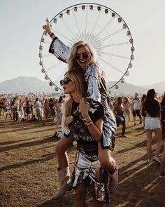 De leukste Coachella outfits 2018