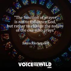 """The function of prayer is not to influence God, but rather to change the nature of the one who prays"" ~ Søren Kierkegaard🙏🏻💫 Kierkegaard Quotes, Soren Kierkegaard, Spiritual Encouragement, Spiritual Wisdom, Prayers For Hope, Pantheism, Serious Quotes, Spiritual Thoughts, Prayer Board"