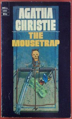 The Mousetrap.: Agatha Christie