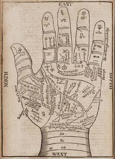 Fortune Teller's Hand <3